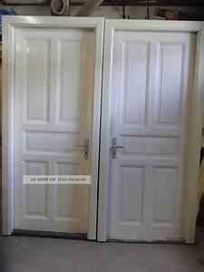 Alte Türen Aufarbeiten : 2 alte gro e zimmert ren 2 20m mit zarge um die jahrhundertwende ~ Watch28wear.com Haus und Dekorationen