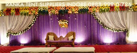 tips for your wedding reception stage and mandap