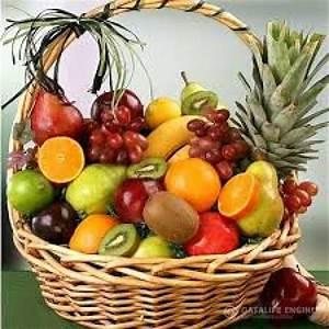 Basket, Of, 5, Kg, Assorted, Fruit, Basket