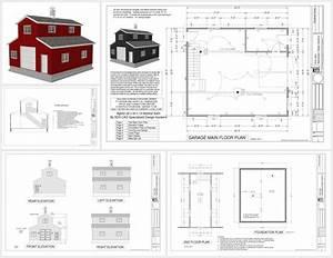 Monitor Style Barn Plans