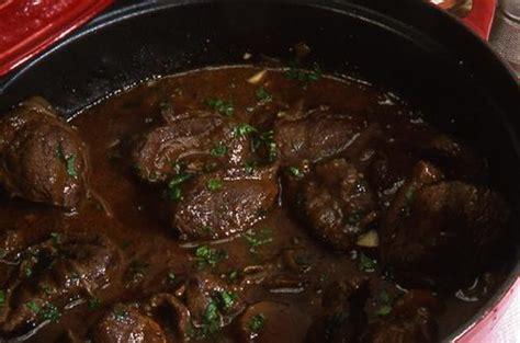 cuisiner du sanglier en sauce daube de sanglier