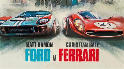 Christian bale, matt damon, caitriona balfe. Ford v Ferrari Movie Review (2019) | Dreamers v Dirty Politics