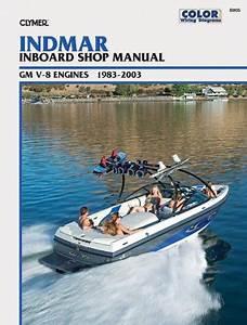 Clymer Manuals Indmar Gm V-8 Inboards  1983-2003