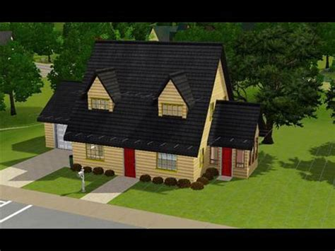 building  family guy house   sims  youtube