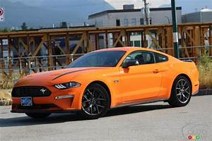2020 Ford Mustang EcoBoost High Performance Package review | Car Reviews | Auto123