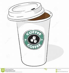 Starbucks clipart paper coffee cup - Pencil and in color ...