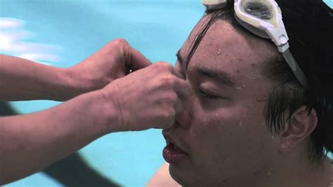 Nose Clip How To Use Nose For Swimming