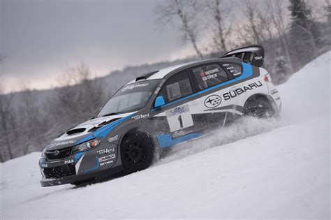subaru rally racing first slide 2014 subaru wrx sti rally america race car