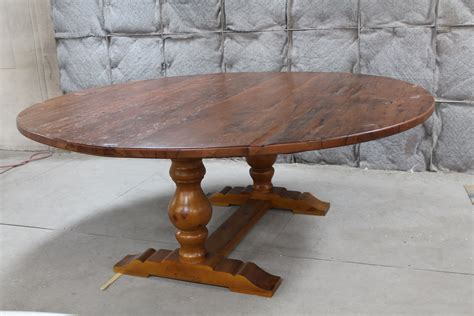84 inch dining table 84 inch trestle table ecustomfinishes 7382