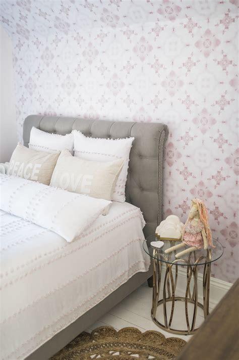 boho glam big girl bedroom reveal  leslie style