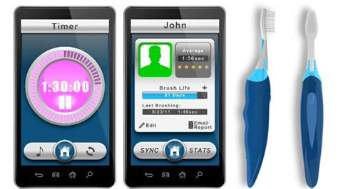 Smartphone Apps Zum Putzen by Apps Perfektes Z 228 Hneputzen Dank Smartphone 220 Berwachung