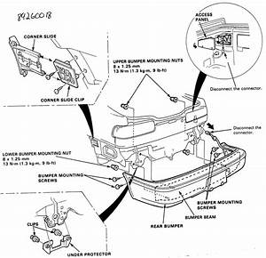1993 Acura Integra Wiring Diagram