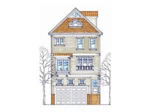 three story house plans house plans three story home plan design 058h 0022 at thehouseplanshop