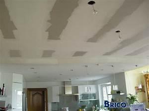 Spot Plafond Salon : faux plafond spots ~ Edinachiropracticcenter.com Idées de Décoration
