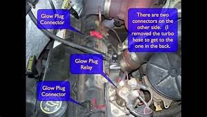 Glow Reley  U0026 Plug Testing