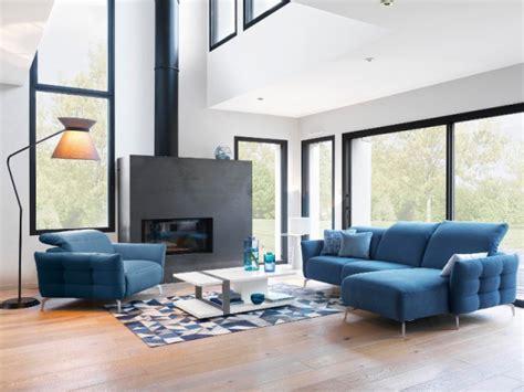 prix canapé gautier aménager salon un canapé coloré pour un décor stylé