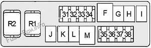 Fuse Box Diagram  U0026gt  Infiniti M35  M45  Y50  2006