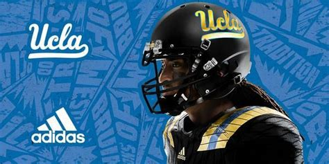 hide  eyes ucla adidas unveil  alternate