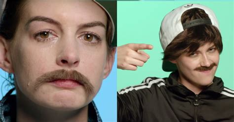 Here Are Kristen Stewart and Anne Hathaway Dancing in Drag ...
