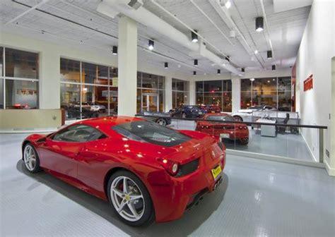 Ferrari, Maserati & Alfa Romeo Of Seattle Car Dealership