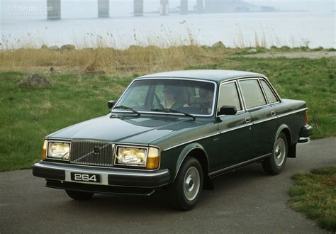 VOLVO 264 specs - 1980, 1981, 1982 - autoevolution