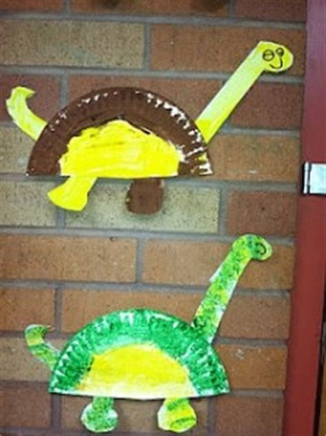 dinosaur craft idea  preschool kids crafts
