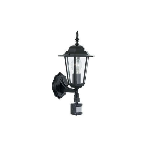 eglo lighting 8915 laterna 4 outdoor sensor wall lantern