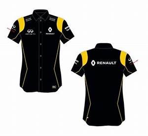 Renault Sport Vetement : chemisette renault f1 replica homme de la collection officielle renault ~ Melissatoandfro.com Idées de Décoration