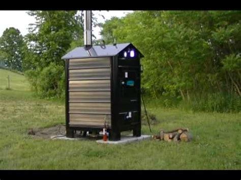 high efficiency indoor  outdoor wood gasification
