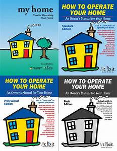 How To Operate Your Home  U2013 Book Sampler  U2013 Misterfix