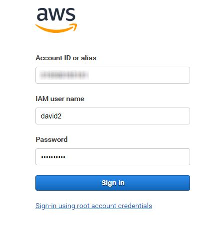 aws console login aws enable iam user to access aws management console