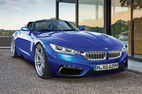Bmw-toyota Joint Sports Car Rolls Back Into The Spotlight