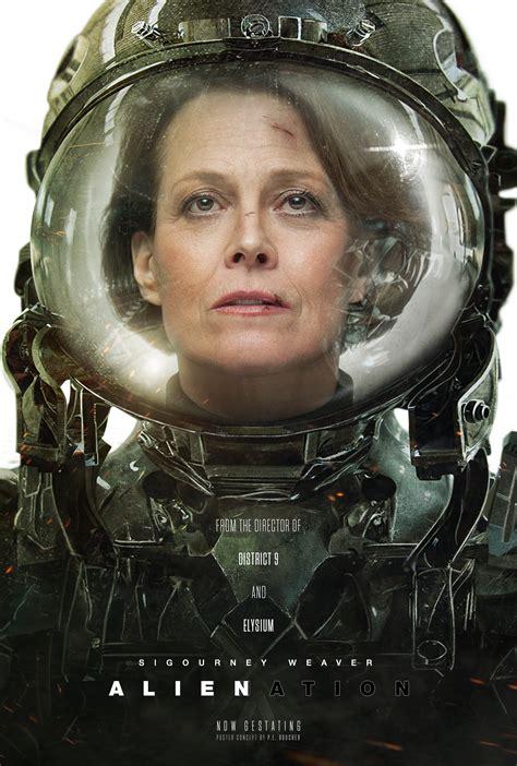 alienation alien  teaser  themadbutcher  deviantart