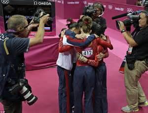 1996 USA Olympic Gymnastics Team