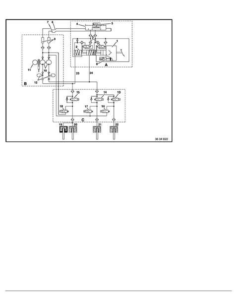 bmw workshop manuals gt 3 series e36 316i m43 comp gt 2 repair gt 34 brakes gt 50
