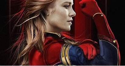 Marvel Captain Brie Larson February Fan Filming