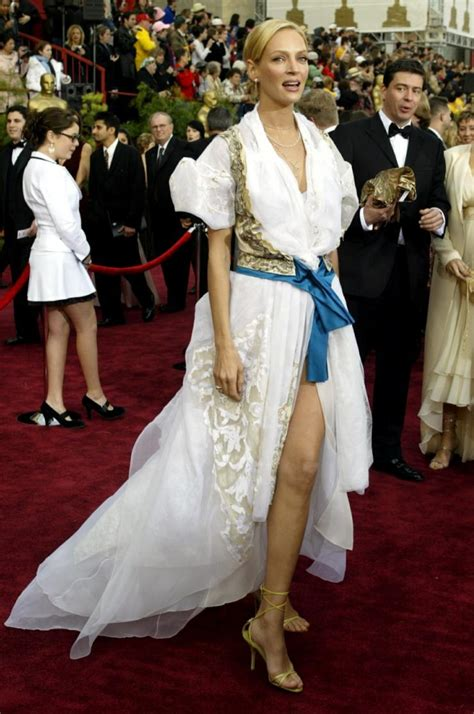 Oscars Red Carpet From Angelina Jolie Bjork The Worst