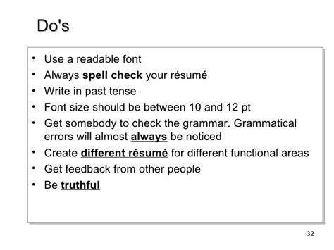resume writing present tense custom 28 images past or