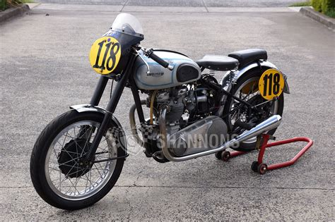 Triumph T100 Tiger Racing Motorcycle Auctions