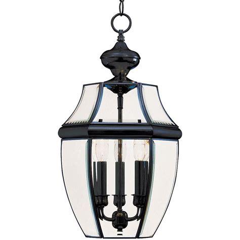 home depot outdoor hanging lights maxim lighting south park 3 light black outdoor hanging