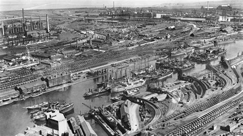 Boat Shop Cardiff by News In Pictures Historic Wales From The Air Shows
