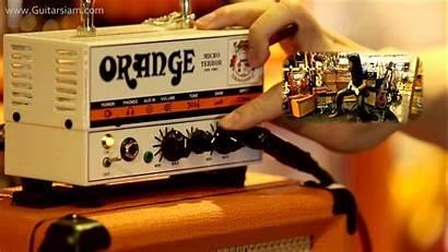 Orange Amp Guitar Amplifier Micro Terror Getwallpapers