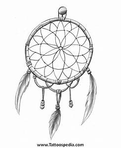 tony baxter With dream catcher tattoo template