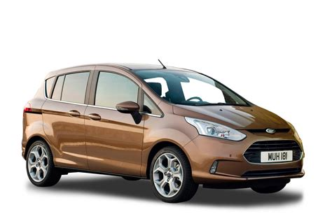 Ford Car : Ford B-max Mpv Mpg, Co2 & Insurance Groups
