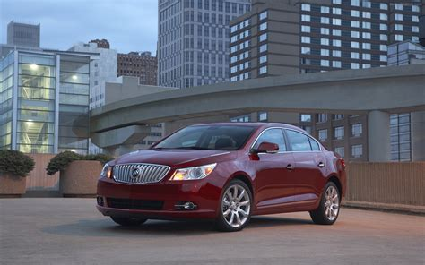 Buick Lacrosse 2011 by Buick Lacrosse 2011 Widescreen Car Image 16 Of 44