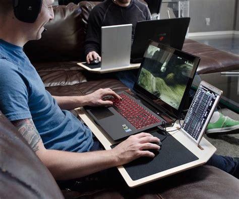 best laptop lap desk for gaming gamers lap desk gearnova