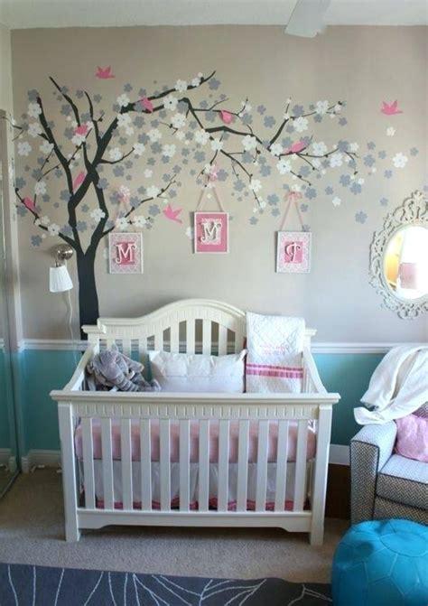 Wandgestaltung Im Kinderzimmer Beispiele by Wandgestaltung Kinderzimmer Beispiele Ideen Fa 1 4 R Die