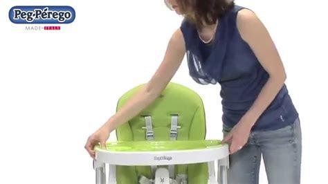 chaise haute dondolino prima pappa chaise haute bébé prima pappa zero 3 de peg perego