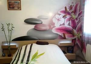 deco zen chambre With chambre bébé design avec livraison fleurs ile de la réunion