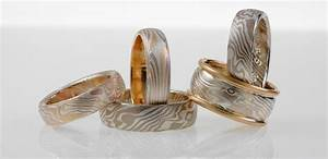 mokume gane wedding rings With mokume wedding rings
